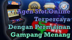 Agen Slot Online Terpercaya Dengan Permainan Gampang Menang